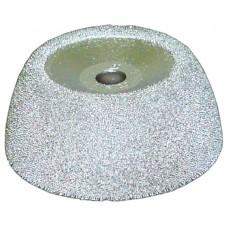 Абразивная полусфера 90/40мм, 13мм зерно 230