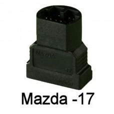 Адаптер Mazda-17 (X-431,Master,Diagun, GDS)