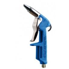 Обдувочный пистолет с клапаном плавной регулировки воздушного потока.