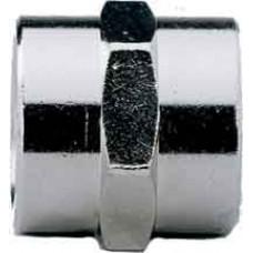 Соединитель -муфта с цилиндрической резьбой