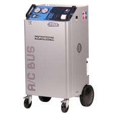 УСТАНОВКА автомат для заправки кондиционеров автобусов NORDBERG AC BUS (NF40)