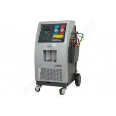 Автоматическая установка для заправки автокондиционеров R134 с подогревом и шлангом 5м GrunBaum AC80