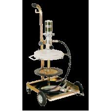 Солидолонагнетатель пневматический для бочек 20-30кг