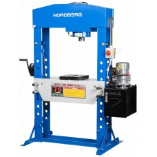 Пресс электрогидравлический, усилие 75 тонн NORDBERG N3675E