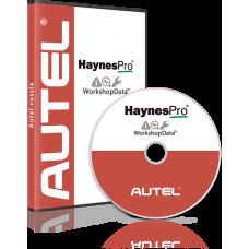Подписка на техническую документацию Haynes PRO Tech Package, нормы времени, сервисное обслуживание