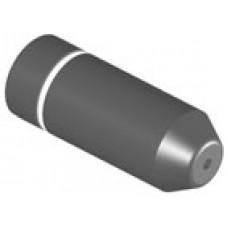 Головка коническая, длина 58 mm, ? 22,5 mm