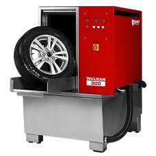 Автоматическая мойка колес Wulkan 300, 6кВт, 380 В