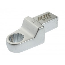 Бита-головка 13мм накидная 12-ти гранная для динамометрического ключа JTC-6835 14х18мм