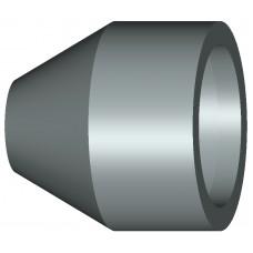 Прижимная коническая головка для фиксатора
