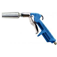Обдувочный пистолет с клапаном плавной регулировки воздушного потока