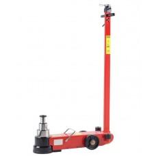 Домкрат подкатной S50-3J, 10-25-50т, пневмогидравлический 160-472мм, 61 кг, (доп удлин. 75+45мм.)