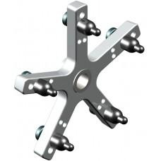 5-ти лучевой адаптер для балансировки Г/А вкл.болты 700 400 004