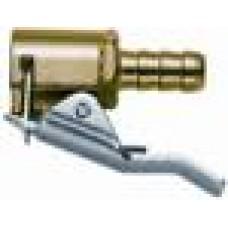 Зажим-наконечник для подкачки