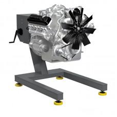 Стенд разборки-сборки двигателей Р1250