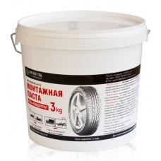 Монтажная паста (гель концентрат) 3кг