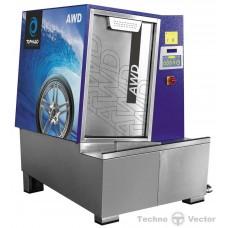 """Автоматическая мойка для колес """"ТОРНАДО AWD Н"""" с функцией нагрева воды"""