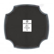 Пластырь D-2 80 мм 10шт./2сл. термо