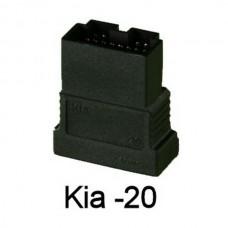 Адаптер KIA-20 (X431, Master, Diagun, GDS)