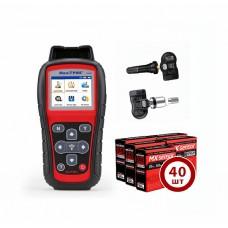 Комплект TPMS Standart Kit (MaxiTPMS TS 508 + 40 датчиков TPMS)