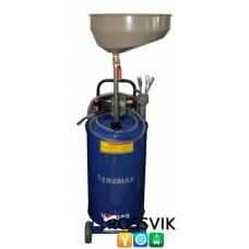 Установка маслосборная REMAX V-2085, бак 65л, воронка, щупы