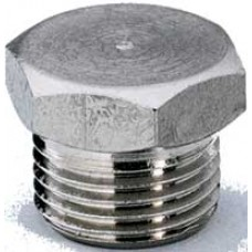 Заглушка с наружной цилиндрической резьбой