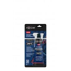 Герметик для прокладок высокотемпературный ЧЁРНЫЙ 85г AXIOM