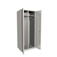 Металлический шкаф для одежды ШМ-22/500