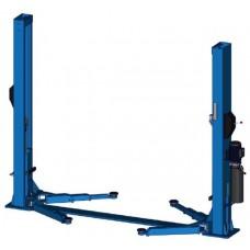 Подъемник эл/гидравлический 2-х ст. 4т ниж.синх.синий TD4000(380V)C