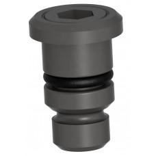 Крепежный винт для адаптера UniLug II (серия 405) высота головки 2,5мм