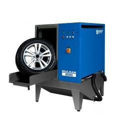 Автоматическая мойка колес гранулами Wulkan 200