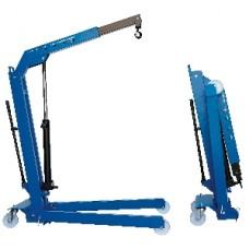Кран складной г/п 1000 кг. двухтактный Werther-OMA (Италия) арт. W108(OMA590)