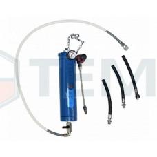Колба для промывки топливной системы автомобиля TEMP SL-112