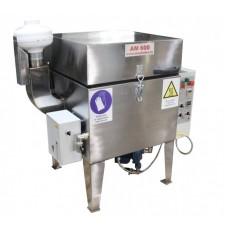 Автоматическая промывочная установка АМ600 АК с маслоотделителем дисковым, с корзиной для мелких дет
