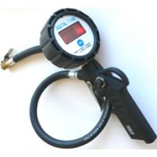 Пистолет для подкачки шин, с цифровым манометром