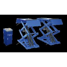 Подъемник ножничный низкопрофильный, г/п 3 т (220В) NORDBERG N631L-3_220