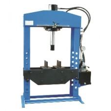 Пресс 50 т. с подвижным цилиндром, с электроприводом Werther-OMA (Италия) арт. PRM50/PM(OMA665B)