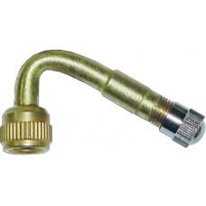 Удлинитель вентилей металлический угол 135°